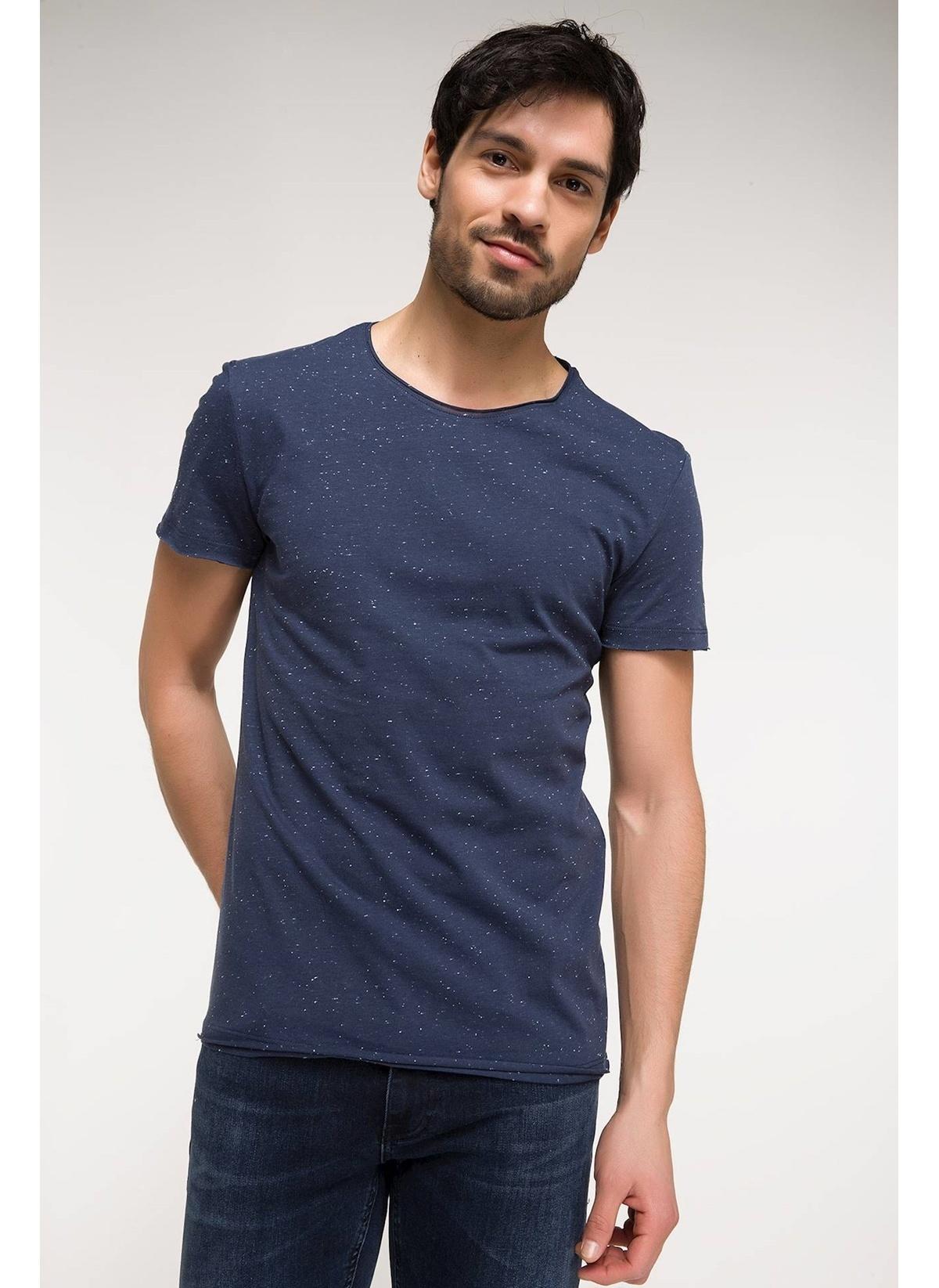 Defacto Nopeli Basic T-shirt H0018az18smın75 T-shirt – 19.99 TL